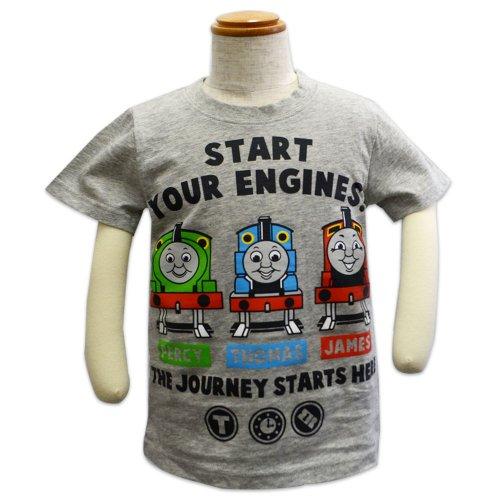 Tシャツ(グレー杢)120 042TM0041 TO