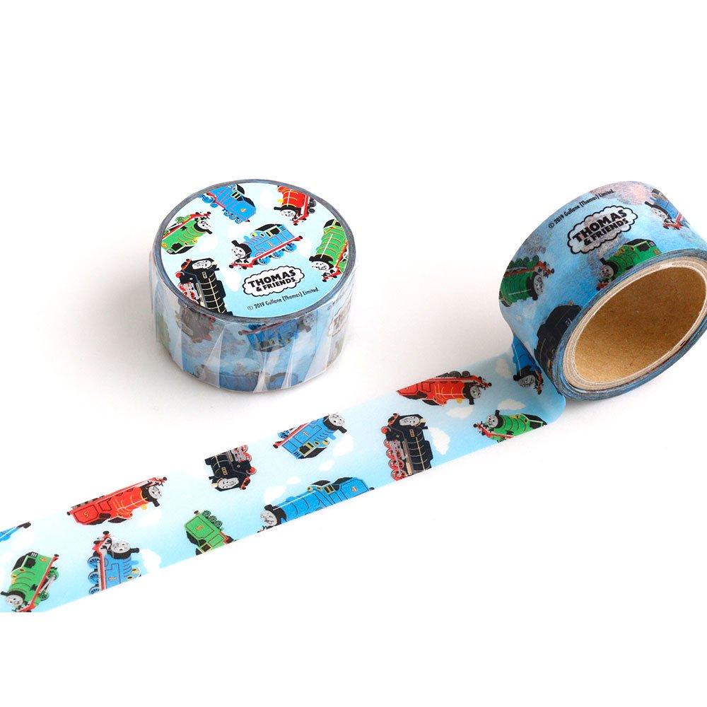 ピングー マスキングテープ(スカイ)KT00004-29 TO
