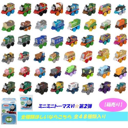 ミニミニトーマス�I 第2 弾(箱売り 48個入)FCC92-986N TO