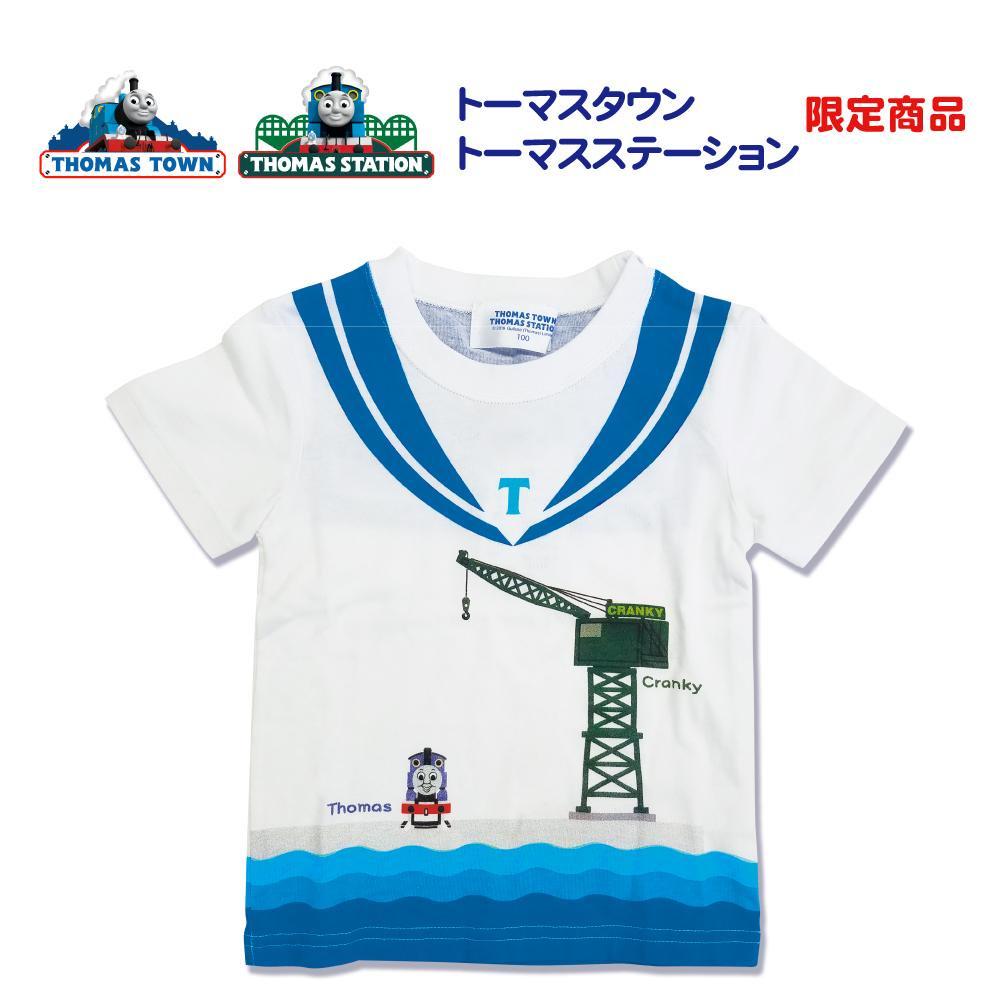 ピングー オリジナルTシャツ(マリンセーラー)100cm TO