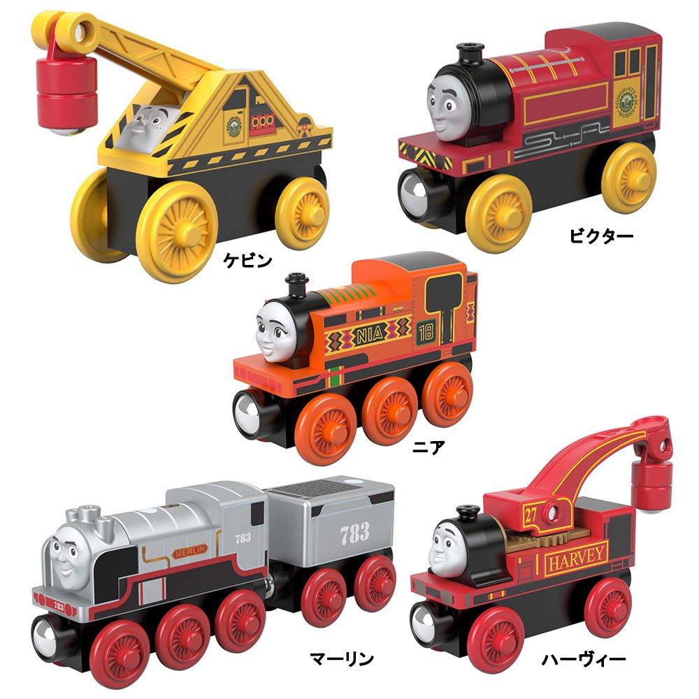 ピングー 【木製レール限定セット】「楽しくてユーモアのある機関車」5点セット  TO