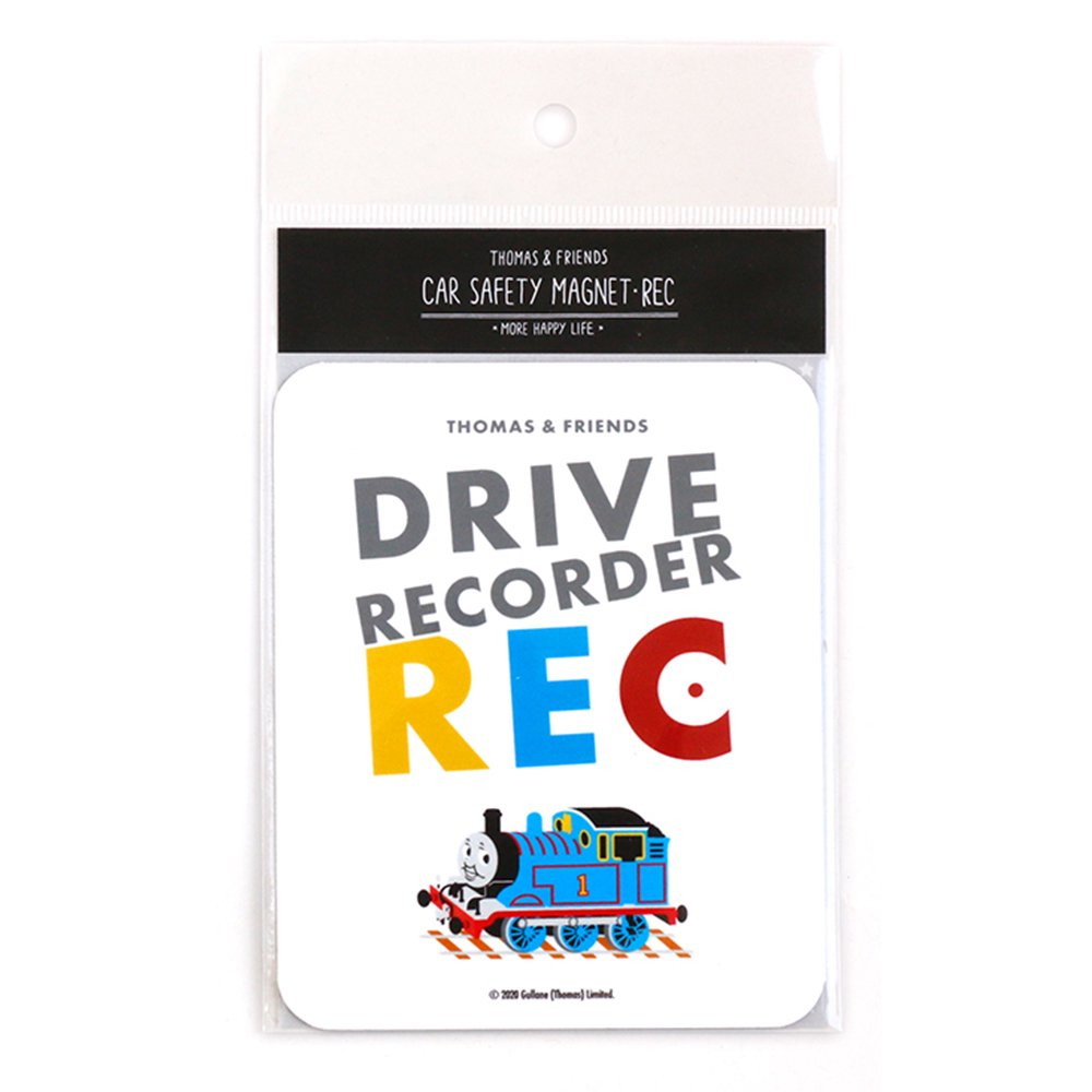 ピングー カーマグネット(Drive Recorder)KL00001-9 TO