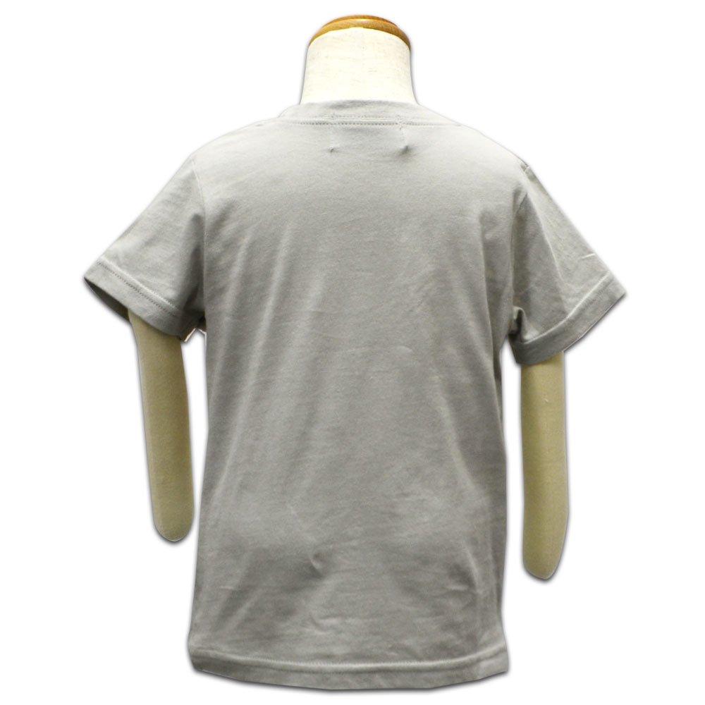 ピングー <img class='new_mark_img1' src='https://img.shop-pro.jp/img/new/icons11.gif' style='border:none;display:inline;margin:0px;padding:0px;width:auto;' />Tシャツ (グレー) 110cm 142TM0011 TO