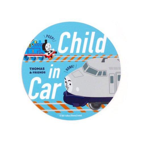 カーマグネット CHILD IN CAR (ケンジ) KT00001-10 TO