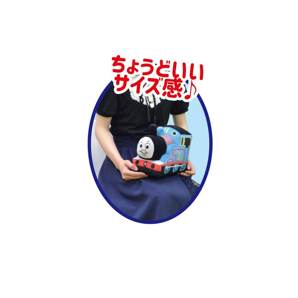 ピングー <img class='new_mark_img1' src='https://img.shop-pro.jp/img/new/icons11.gif' style='border:none;display:inline;margin:0px;padding:0px;width:auto;' />【予約品:10月下旬頃発送予定】ぬいぐるみM(トーマス)11089