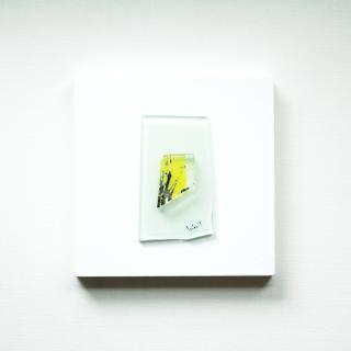 アートガラスパネル「夢のかけら」