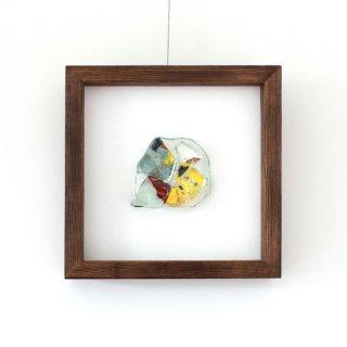 アートガラスパネル「冬のひだまり」