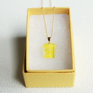 伊勢志摩シリーズ・1点ものガラスペンダント「花/Flower」|箱付