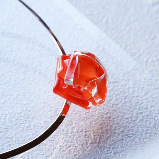 チョーカー用ガラストップ GA210622