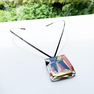ペンダント用ガラストップ GC210713