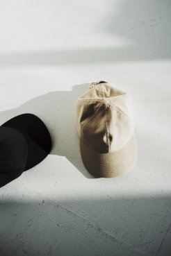 LIKE A SUEDE CAP
