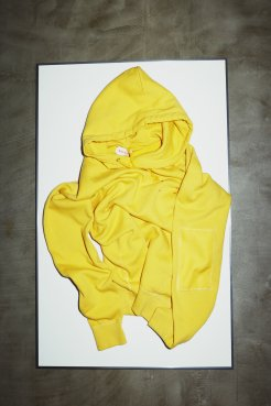 ELBOW PATCH HOODIE