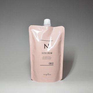 ナプラ N.スリーククリームOX(過酸化水素水)2剤500g