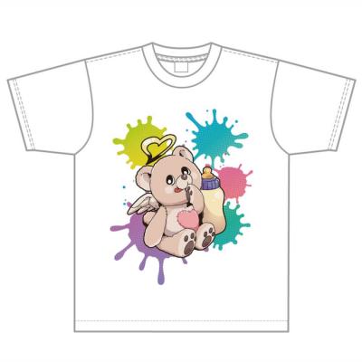ゆん キャラクターTシャツ