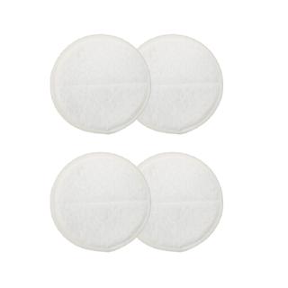 交換用モップパッド ホワイト2セット