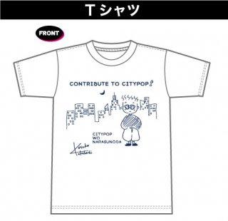 タカハシコウスケ(Tシャツ:本体白)