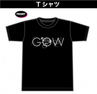 GOW ロゴTシャツ(正面プリント)