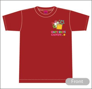 お披露目イベント限定Tシャツ
