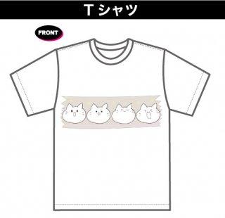 まーちゃんTシャツ(4)(本体:白)
