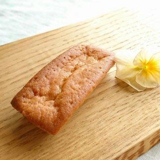ヴィーガンナッツバターのフィナンシェ (冷凍)