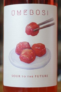 SOUR TO THE FUTURE うめぼしサワー 1.8L