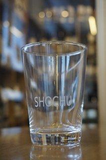 焼酎グラス SHOCHU刻印 (小)290ml