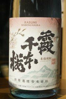 霞千本桜 1.8L