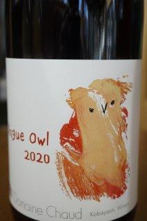 Vague Owl 曖昧な梟2020(赤)