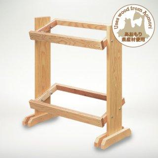 木箱スタンド(2段)