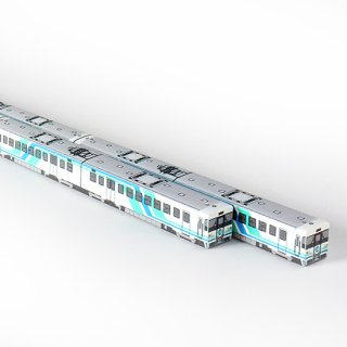 ハシ鉄 阿武急8100系シリーズ