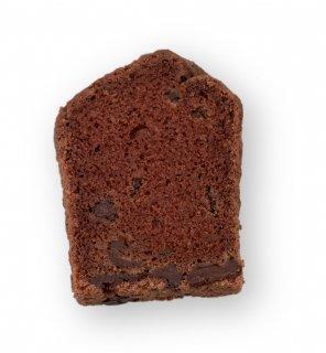 豆乳と米粉のチョコパウンドケーキ
