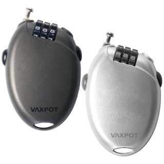 スノーボード スキー ケーブルロック VAXPOT(バックスポット) ケーブルロック VA-2830【ロック 鍵 盗難防止 スノーボード スノボ】