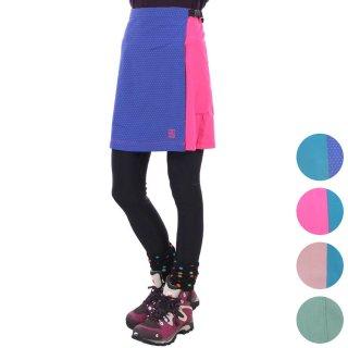 アウトドア 登山 スカート ショートパンツ 付き VAXPOT(バックスポット) 山スカート VA-8101【登山 富士登山 トレッキング 巻き スカート 山ガール】