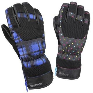 スキー グローブ スノーボード グローブ レディース メンズ VAXPOT(バックスポット) スノーボードグローブ スキーグローブ VA-3956【防水 透湿 耐水 撥水 加工 Thinsulate】