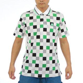 <img class='new_mark_img1' src='https://img.shop-pro.jp/img/new/icons24.gif' style='border:none;display:inline;margin:0px;padding:0px;width:auto;' />ポロシャツ 半袖 メンズ le coq golf(ルコックゴルフ) ゴルフウェア 男性用 QG2745 G611