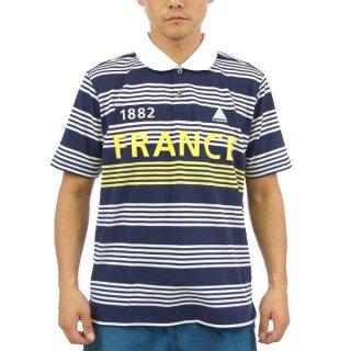 ポロシャツ 半袖 メンズ le coq golf(ルコックゴルフ) ゴルフウェア 男性用 QG2752 M216