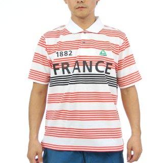 ポロシャツ 半袖 メンズ le coq golf(ルコックゴルフ) ゴルフウェア 男性用 QG2752 A519