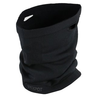 ネックチューブ スノーボード スキー VAXPOT(バックスポット) ネックチューブ VA-3851【ネックウォーマー フェイスマスク 目出し帽 UVカット スノボ 防寒】