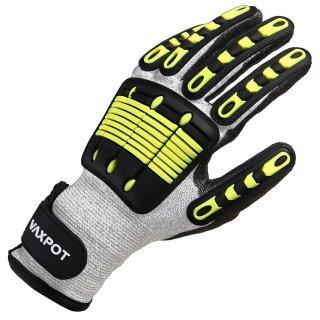 耐切創手袋 防刃グローブ セイフティーグローブ VA-7200 【切れない手袋 保護手袋 グローブ 軍手 作業用】