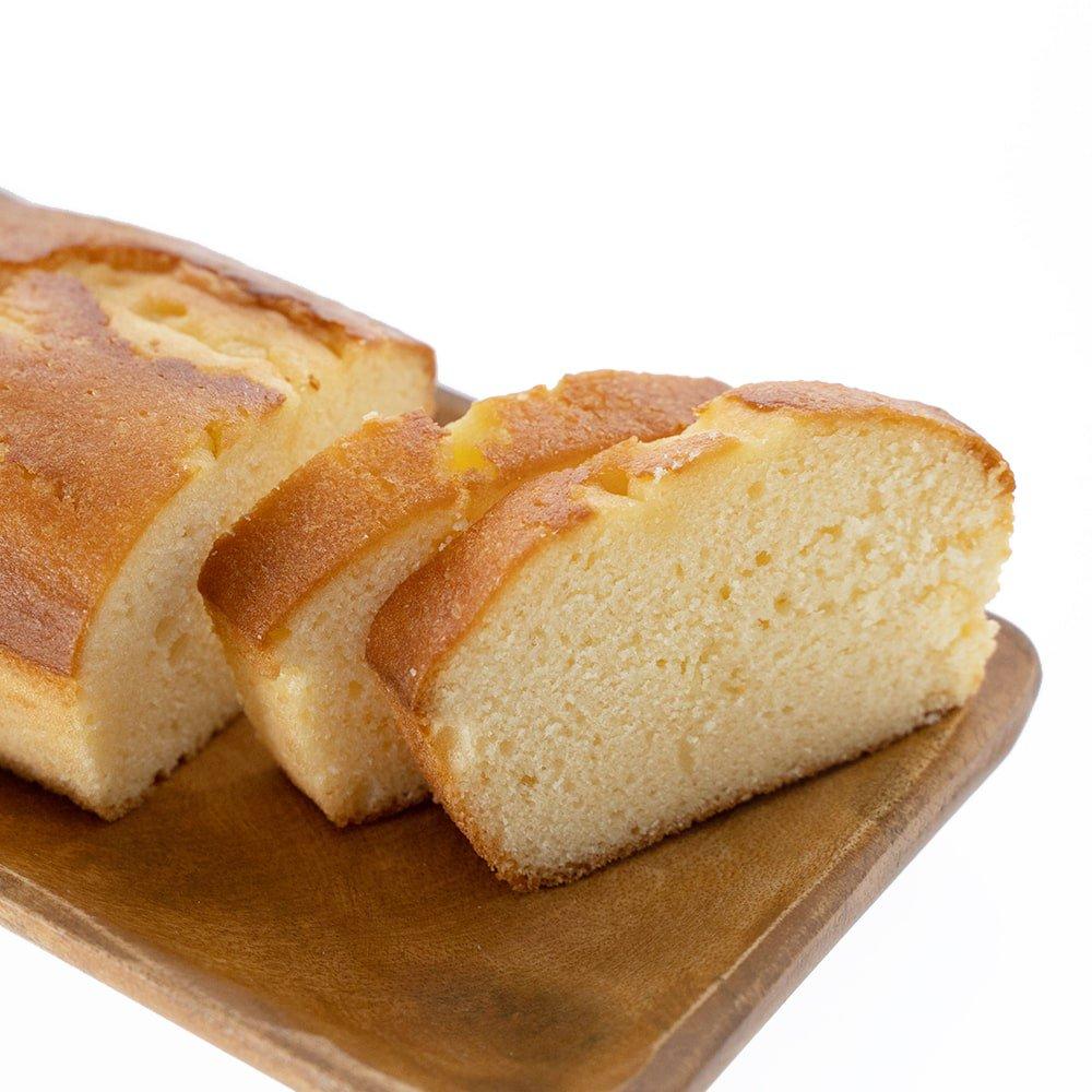 豆乳パウンドケーキ