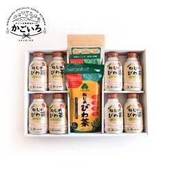 ねじめびわ茶セレクト詰め合わせC<十津川農場>