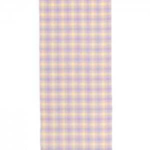 【計り売り】伊勢木綿 反物(20/20)/重ね格子 淡紅藤
