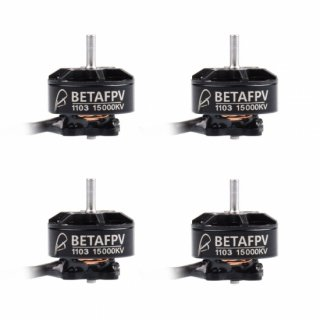 BETAFPV 1103 8000KV/11000KV/15000KV Brushless Motors 4set