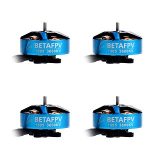 1505 3600KV Brushless Motors