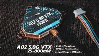 A02 25-800mW 5.8G VTX