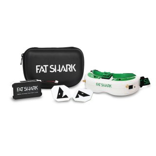 <img class='new_mark_img1' src='https://img.shop-pro.jp/img/new/icons15.gif' style='border:none;display:inline;margin:0px;padding:0px;width:auto;' />Fat Shark Attitude V6 FPV Headset System