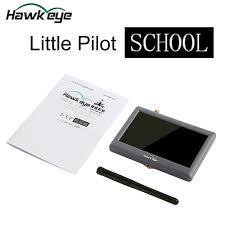Hawkeye Little Pilot SCHOOL FPV Monitor 5.8G 48CH 4.3 inch FPV HD Monitor