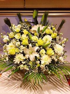 商品ID 9222 葬儀用生花 洋花