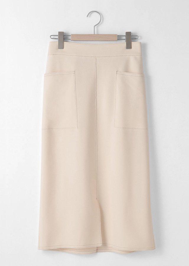 【SALE】カットソータイトスカート