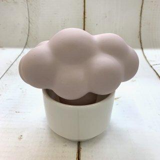 雲型加湿器 ピンク